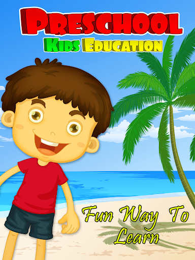 PreSchool Kids Education app (apk) free download for Android/PC/Windows screenshot
