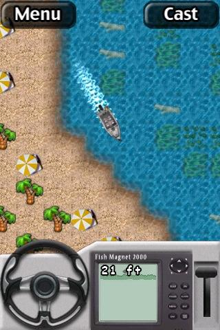 i Fishing Saltwater Lite Screenshot