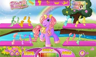 Screenshot of Cute Pony Caring Carol