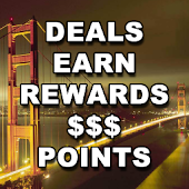 Deals SanFran Earn RewardsCash