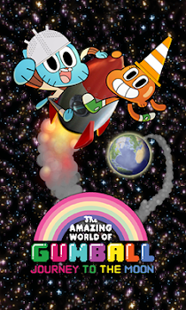 Gumball - Journey to the Moon!
