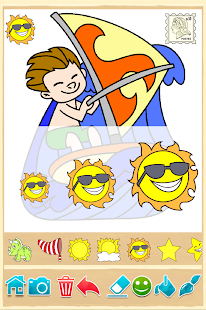 kids games free coloring screenshot thumbnail - Free Coloring Games For Kids