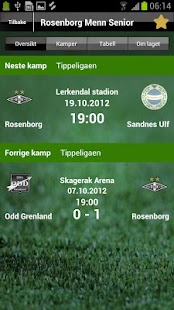 MinFotball - screenshot thumbnail