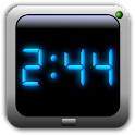 AdyClock – Night Alarm Clock logo