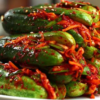 Oisobagi Kimchi