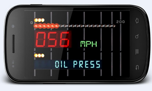 KITT Voice Box and Speedometer v1.17