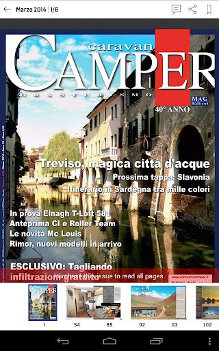 【免費生活App】CARAVAN E CAMPER GRANTURISMO-APP點子