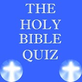 The Holy Bible Quiz