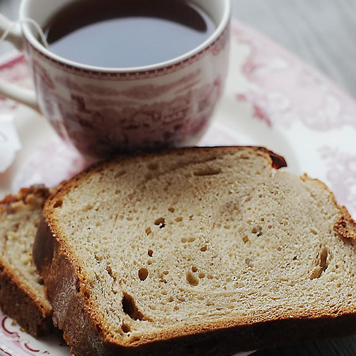 Cinnamon Swirl Yeast Bread}