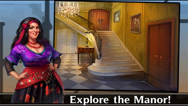 Adventure Escape: Murder Manor v1.10