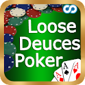 Loose Deuces Poker logo