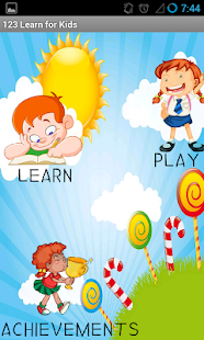 123 Learn for Kids - screenshot thumbnail