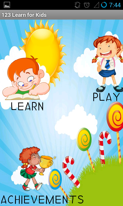 123 Learn for Kids - screenshot