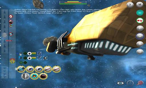 لعبة الطائرات الجديدة والخطر المحدق بعالم الفضاء Dangerous v1.0.6