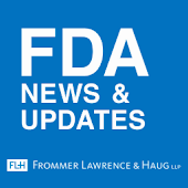 FDA Lawyers News and Updates