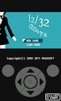 Screenshot of 12/32 αDays