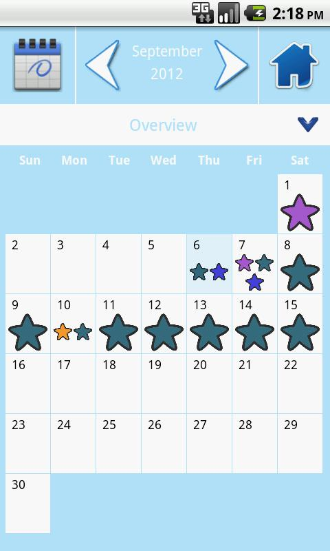 Medicalog-Family Medical Diary - screenshot