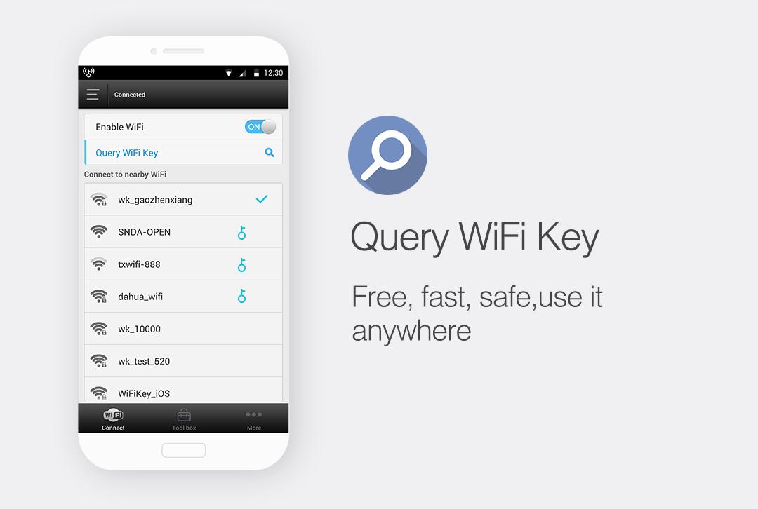 WiFi Master-Free WiFi Finder - screenshot