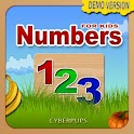 Numbers for Kids. Demo icon