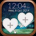 My Lover Lock Screen