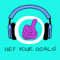 Get Your Goals! Hypnosis icon