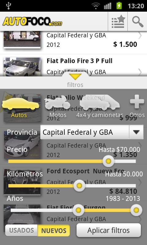 Autofoco.com - screenshot