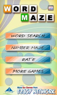 Word Maze- screenshot thumbnail