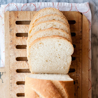 Beginner Sourdough Sandwich Loaf.