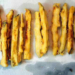 Rockin' Tempura Eggplant Fries.
