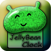 Jelly Bean Clock UCCW Skin