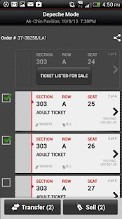 Ticketmaster - screenshot thumbnail