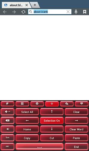 免費個人化App|键盘加红色霓虹灯|阿達玩APP