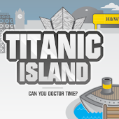 Titanic Island Game