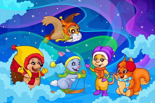 ハリネズミの大冒険3:対象年齢4~6 歳