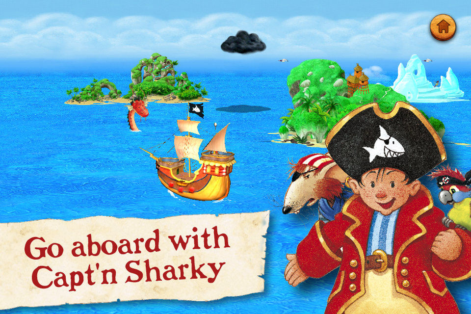 capt 39 n sharky sea adventures android apps on google play. Black Bedroom Furniture Sets. Home Design Ideas