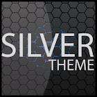 Silver  ADW Theme icon