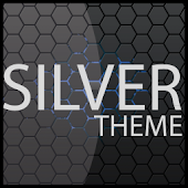 Silver  ADW Theme
