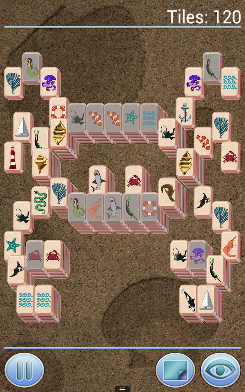 Mahjong 3 (Full) Screenshot 2