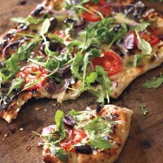 Individual Grilled Pizzas (Pizzette alla Griglia)