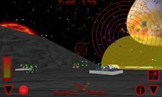 Screenshot of Space Sharks - 3D Shooter Free