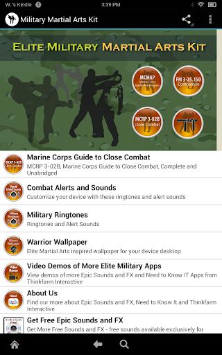 Elite Military Martial Arts