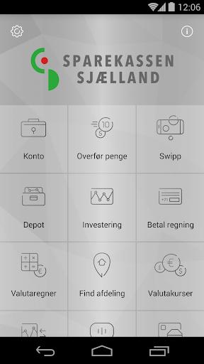 Sparekassen Sjælland Mobilbank