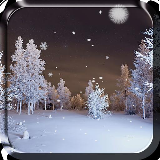 冬  森 ライブ壁紙 個人化 App LOGO-APP試玩