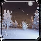 Winter Forest Live Wallpaper