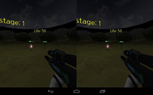 VR ZombieDefense Cardboard