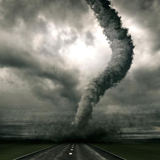 龍捲風動畫壁紙 個人化 App LOGO-硬是要APP