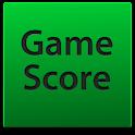 Game Score logo