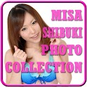Misa Shibuki Photo Collection logo
