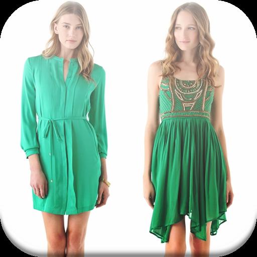 Casual Dresses LOGO-APP點子