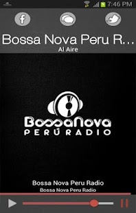 Bossa Nova Peru Radio- screenshot thumbnail